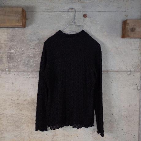 Vintage Designed Lace Nylon Knit
