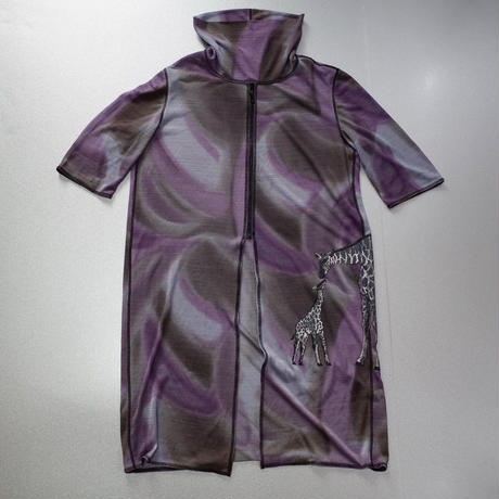 """伊太利屋"" Designed Sheer Jacket"