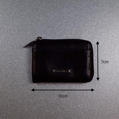 """Christian Dior"" Vintage Leather Card Case"