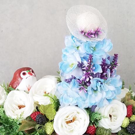 【ラベンダーの妖精:ブルー】