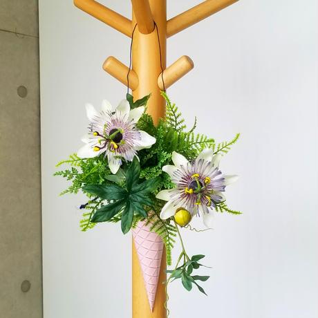 【トケイソウのブーケ】