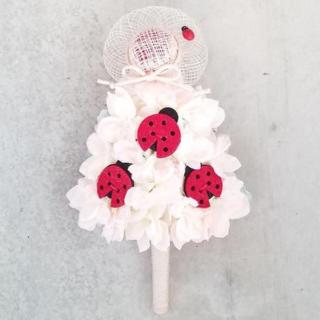 【てんとう虫の妖精:ピンク】