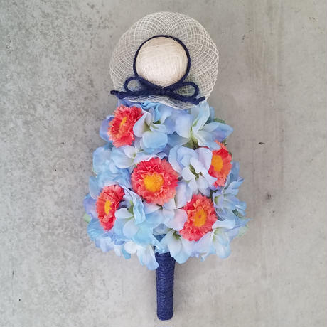 【ポンポンマムの妖精:ブルー】