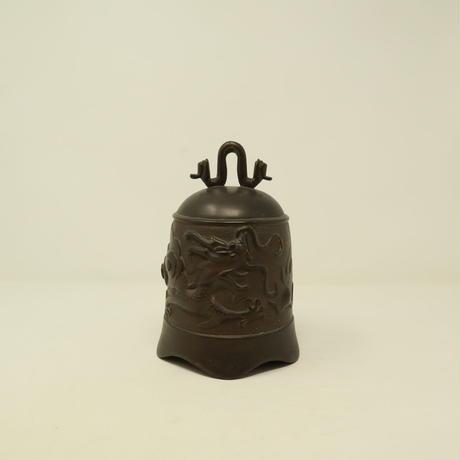 A004【釣鐘】 喚鐘 龍 銅製 仏教美術