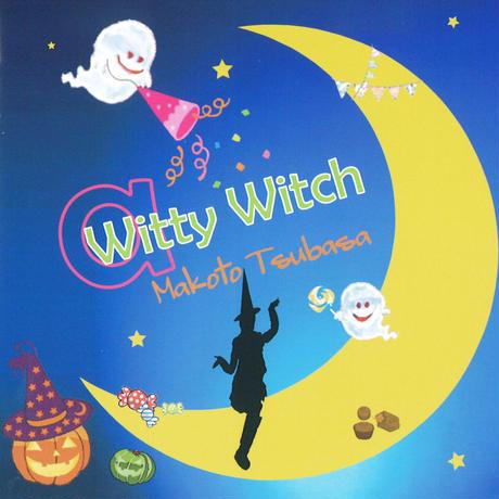 アルバムCD【a Witty Witch】