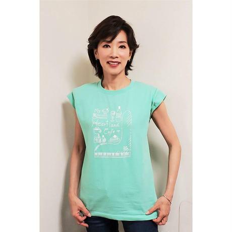 真琴つばさオンラインライブ「My Heartland Café」ライブTシャツ 新色