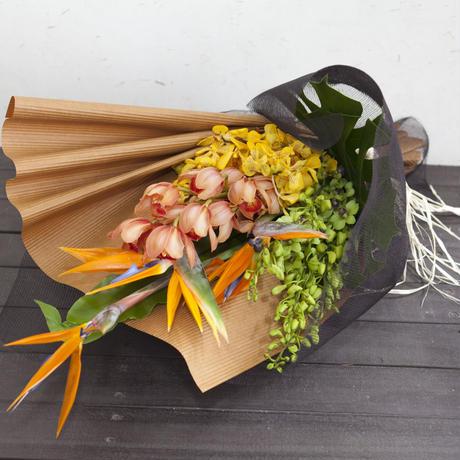 定期お届け便 季節の花束 12,000円