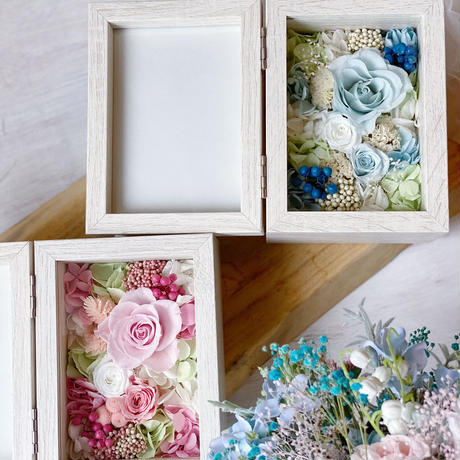photo frame *icy pink*