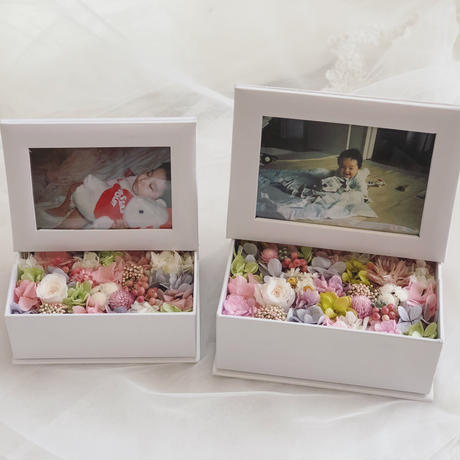 photo box( M size)