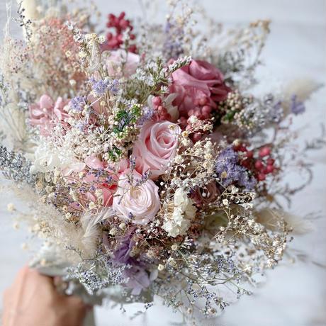 bouquet *pink berry fizz*