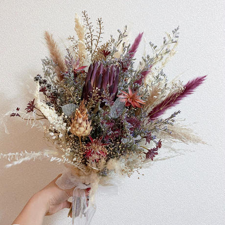bouquet  *botanical bordeaux*