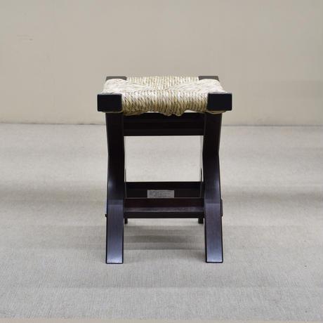 松本民芸家具 #222鞍型スツール
