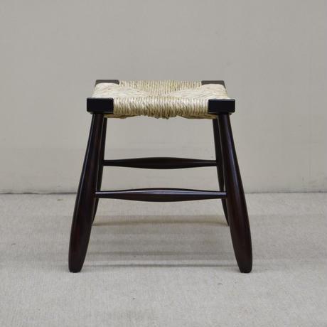 松本民芸家具 #518型ラッシスツール