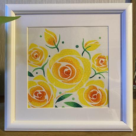 「花物語」yellow rose