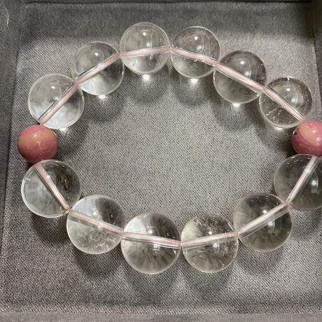レムリアン水晶大珠 愛と調和
