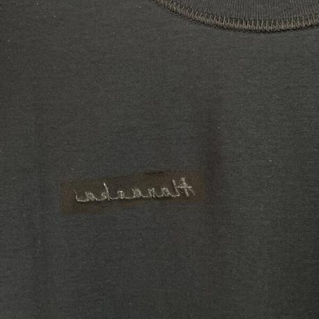 Hanaoka-ロゴTシャツ【黒】
