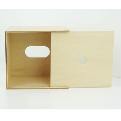 花岡無線電機オリジナル紙ウエスケース