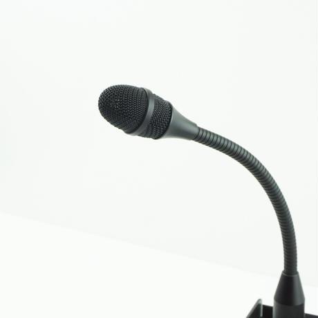 【HMD-808G-250】グースネックマイクロホン(オールフレキ250mm)