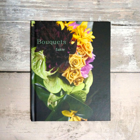 Photo Book 『 Bouquets by Sakie 』hard type