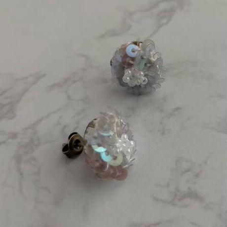 flower pierce  [ライトグレイ]
