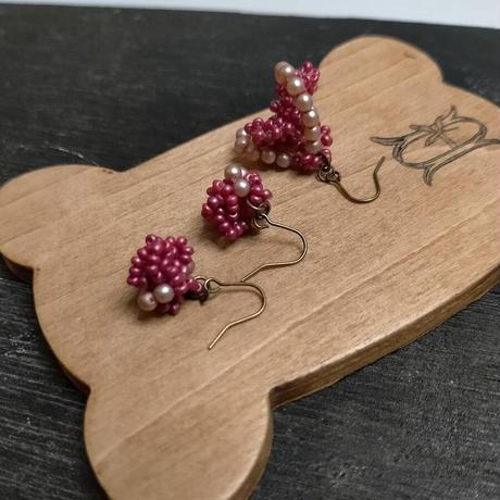 tsubu pink pierce