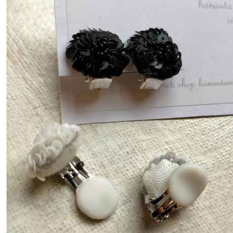 white  flower pierce