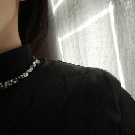 winter silver choker[再販 1点限り]