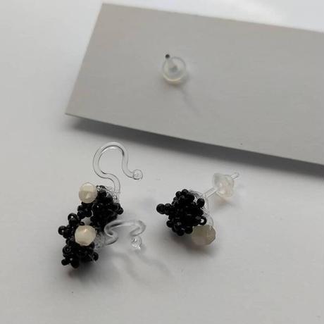 tsubu  black pierce