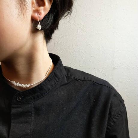 awatsubu  necklace [white]