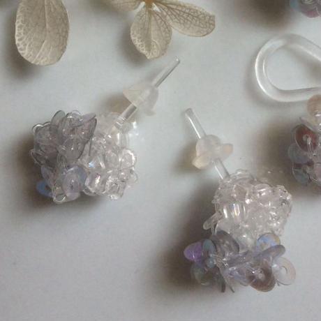 紫陽花  pierce
