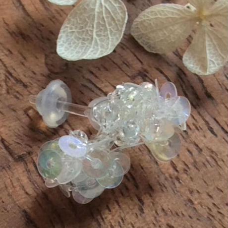 紫陽花 petit pierce