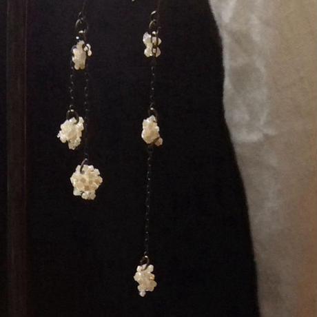 hanabira   pierce & earring