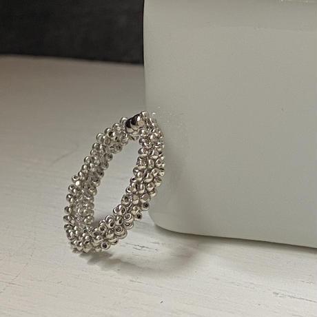 tsubu tsubu イヤーカフ/Lサイズ Czech beads[1piece]