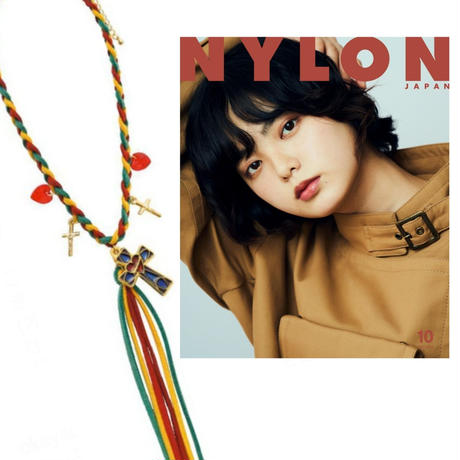 ★nylon掲載品★My lovely tail Choker