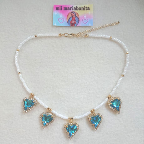 Arabian Night Choker☆Blue