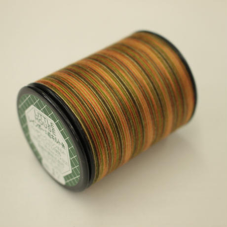 LITTLE HOUSE レインボーキルト糸 #40/300m  色番17