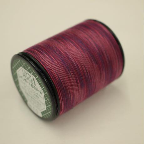 LITTLE HOUSE レインボーキルト糸 #40/300m  色番10