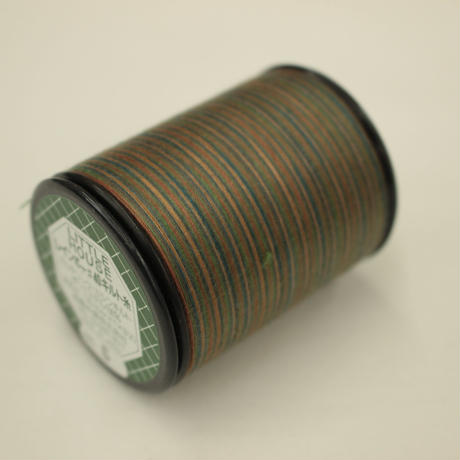 LITTLE HOUSE レインボーキルト糸 #40/300m  色番5
