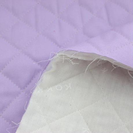 オックス無地キルト 紫 FQ-1011-1【10cmあたり】