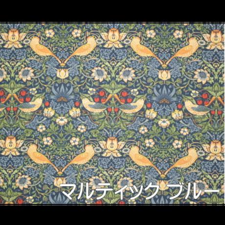 MODA MORRIS STRAWBERRY THIEF(いちご泥棒) シーチング110㎝幅【10㎝単位】