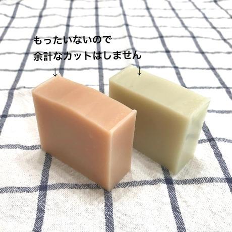 わんこ石けんpink clay (蜂蜜入り)