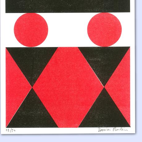 Faces# 3  / Damien Poulain