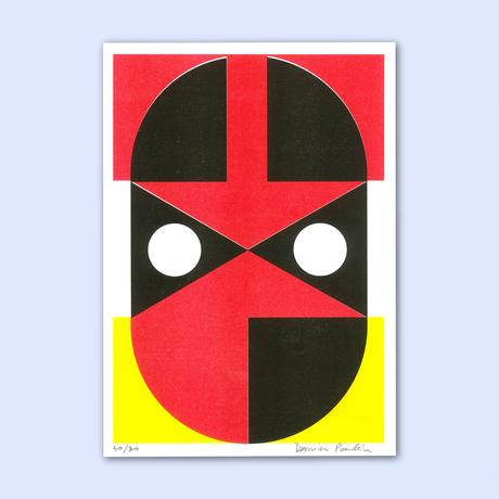 Faces# 2  / Damien Poulain