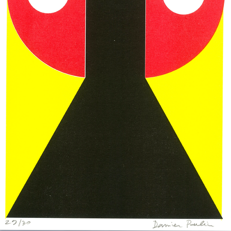 Faces# 1  / Damien Poulain