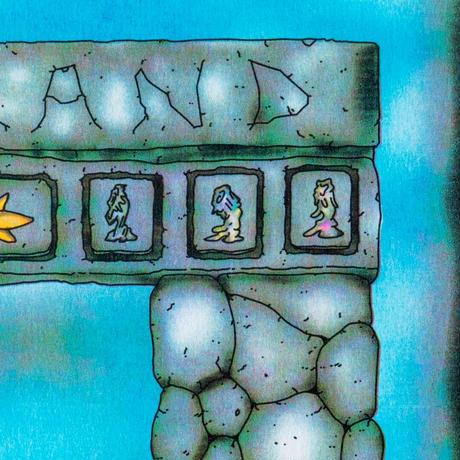 SOL LAND#1 SOL LAND GATE / ikik