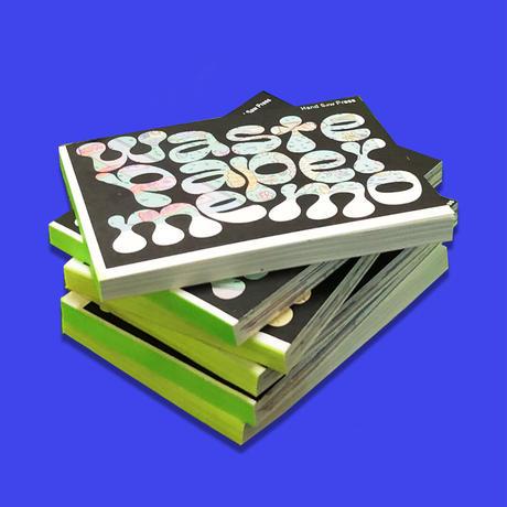 WASTE PAPER MEMO / A5size