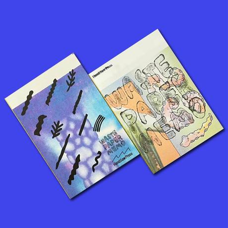 WASTE PAPER MEMO / A6size