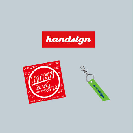 sticker&keyring