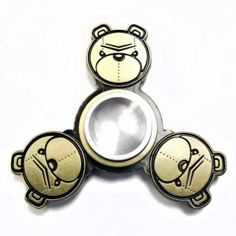 Cake Bear 3D Fidget Spinner(ハンドスピナー)
