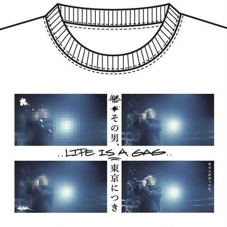 【その男、東京につき】Blu-ray & 限定Tシャツセット